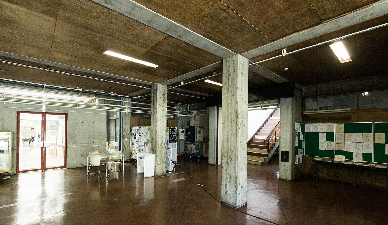 建築学部教室 メインイメージ1