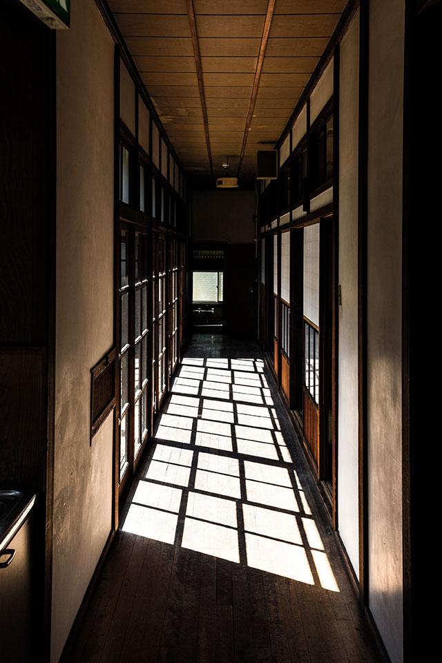 三畏閣-廊下